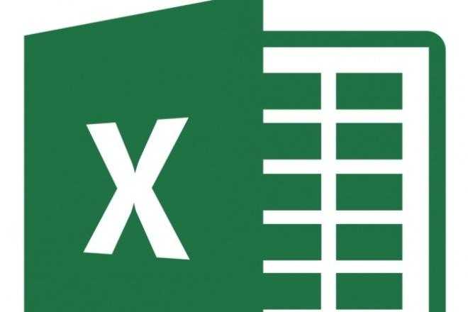 Сделаю работу в Excele; создание скрипта на VB в ExcelПрограммы для ПК<br>Выполню задание в Excel (лабораторная работа, контрольная работа; может быть, какое-либо исследование). Также, могу написать скрипт на Visual Basic для программной обработки данных и ячеек в Excel.<br>