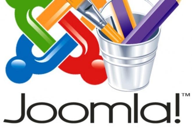 создам копию сайта на Joomla (без парсинга и наполнения базы) 1 - kwork.ru