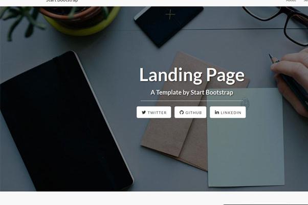 Копия  Landing page или простой лендинг 1 - kwork.ru