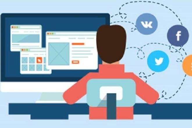 100+ соц. сигналов на ваш сайт (VK, FB, OK, Twitter и Google+). 1 - kwork.ru
