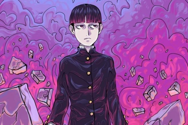 Нарисую стилизованный портрет 1 - kwork.ru