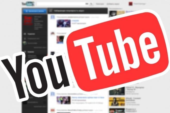 Сделаю полное оформление для youtube каналаДизайн групп в соцсетях<br>Сделаю полный дизайн вашему каналу на youtube.В это оформление входит: 1.интро ,2.шапка, 3.аватарка 4. шаблоны переходов в видео<br>