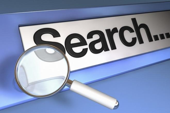 Мониторинг сайтов на наличие требуемой информации 1 - kwork.ru