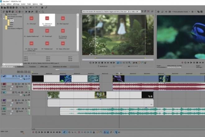 Сделаю видеомонтаж, цветокоррекциюМонтаж и обработка видео<br>Монтирую и обрабатываю видео, всегда на связи, рассматриваю долговременное сотрудничество, рассматриваю сотрудничество с небольшими youtube каналами и блогами, готов развиваться вместе с Вами.<br>