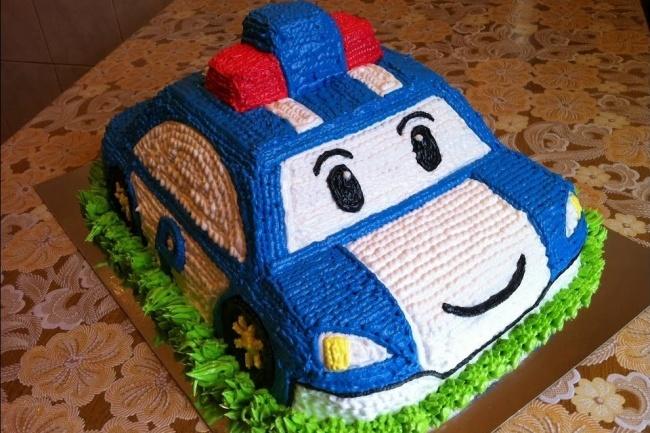 Предлагаю рецепт детского торта на день рожденьеРецепты<br>Здравствуйте, уважаемые посетители моего кворка. Предлагаю вам уникальный рецепт торта на день рождения. Данный рецепт торта передается из поколения в поколение в моей семье. Торт Робот Поли-Робокар готовиться очень просто, быстро и очень-очень вкусно получается. Вы узнаете как правильно приготовить коржи, как комбинировать различные виды кремов, а также как украсить любой торт<br>