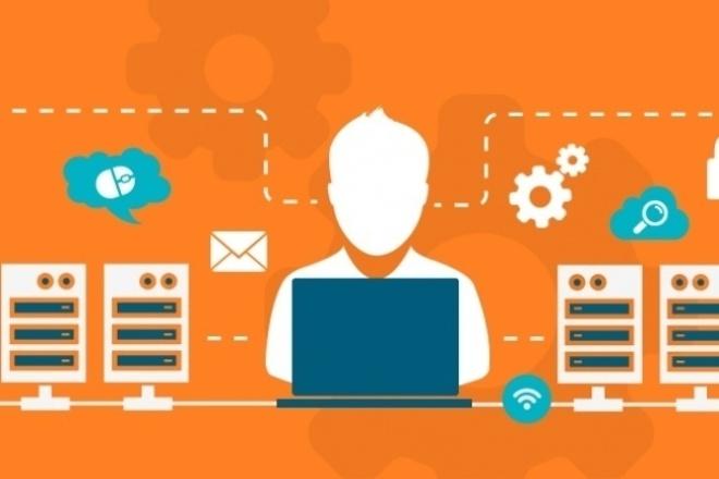 Установка или перенос сайта на хостингДомены и хостинги<br>Установка и настройка сайта на хостинг с нуля, либо оперативный перенос данных с одного хостинга на другой. Работаем со всеми CMS поддерживающими смену хостинга. Перенастройка всех скриптов и модулей, перенос базы данных и др. Привязка домена к хостингу или изменение привязки домена на новый хостинг. Работа строго по техническому заданию (ТЗ), каждый пункт равняется 1 кворку, в случае возникновения сложностей составления ТЗ, пишите, составим вместе. Внимание! Не работаем с CMS bitrix и подобными системами с привязкой лицензии к хостингу.<br>