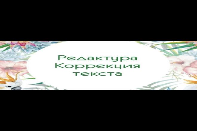 Коррекция текстов 1 - kwork.ru