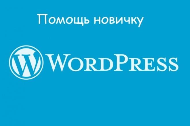 Предоставлю полезные материалы для создания сайта на WordPress 1 - kwork.ru
