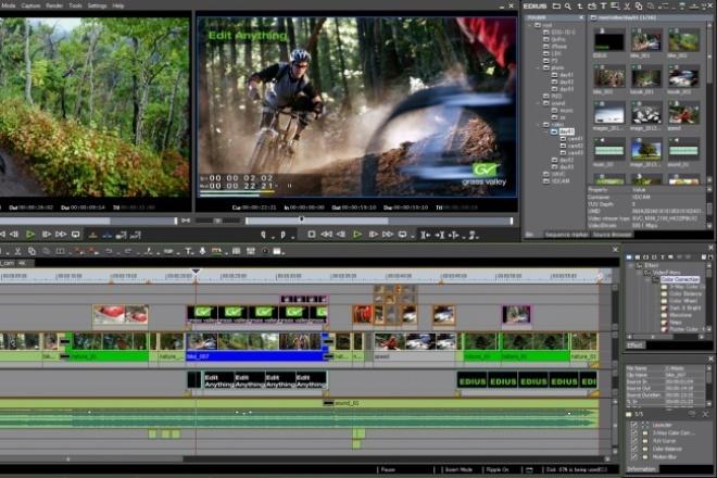 Выполню обработку и монтаж видео с бесплатной цветокоррекцией 1 - kwork.ru