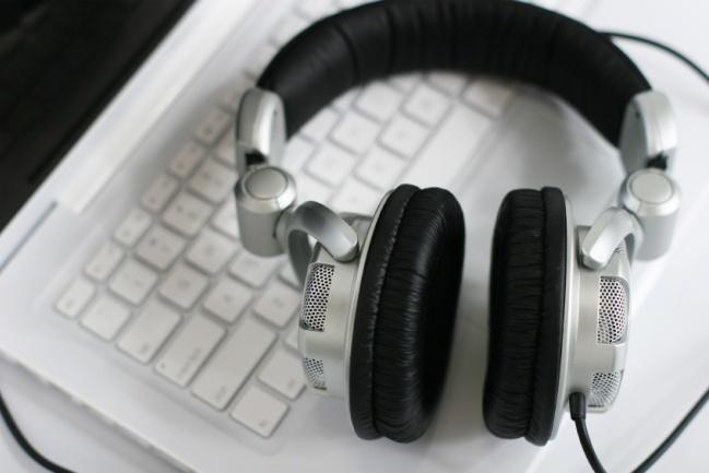 Набираю текст, транскрибирую аудио или видео 1 - kwork.ru