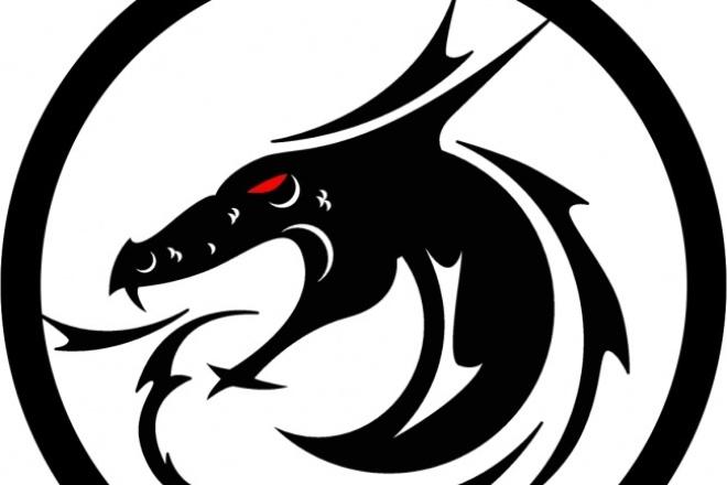 Нарисую вам логотип 1 - kwork.ru