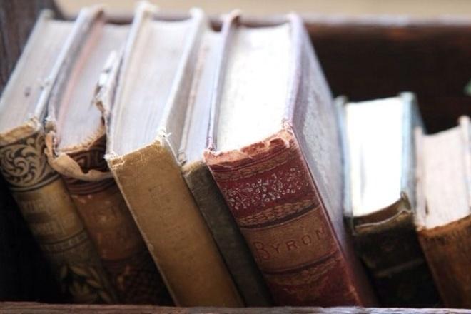 Составлю список литературыРепетиторы<br>Составлю список литературы на интересующую вас тему. Составляю подборки как научной, так и художественной литературы.<br>