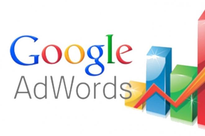 Настройка контекстной рекламы Google AdWords 1 - kwork.ru