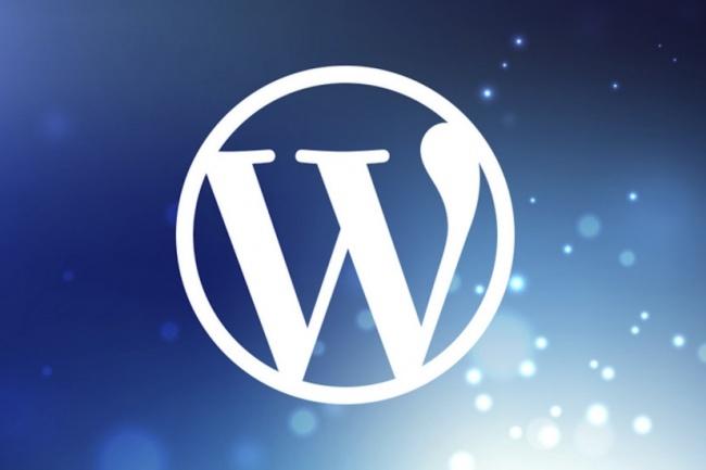 Доработаю, Исправлю, Настрою сайт на WordPress 1 - kwork.ru