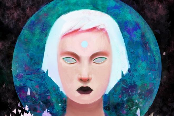 Нарисую персонажа в digital- форматеИллюстрации и рисунки<br>Нарисую вашего персонажа в своем стиле. Рисую в фотошопе. На выполнение заказа уходит от 2 до 5 дней в зависимости от степени проработки.<br>