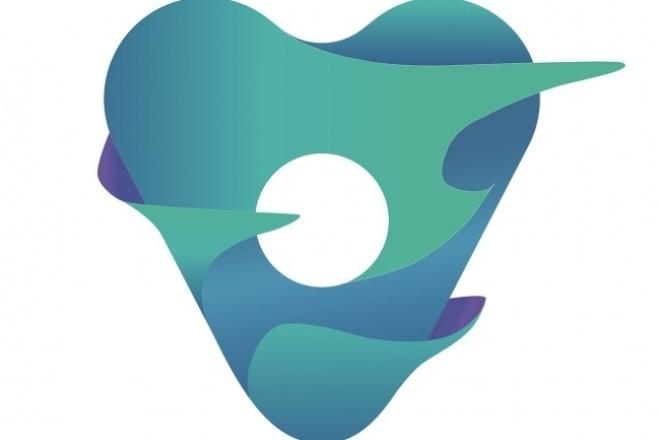 Разработаю логотип быстро и качественно 1 - kwork.ru