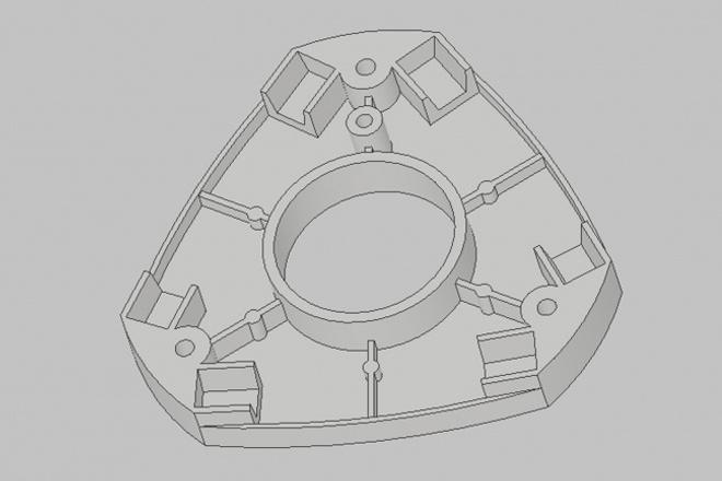 Модель для 3D принтера и станка с ЧПУ 1 - kwork.ru