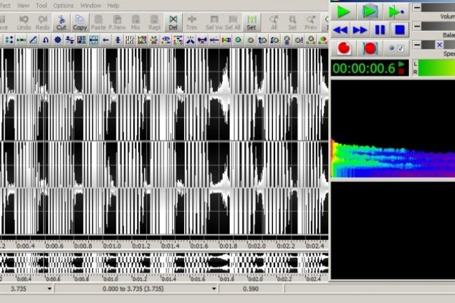 Максимально аккуратно обработаю аудиоРедактирование аудио<br>Пользуюсь программами GoldWave и FL Studio Я могу: -Нарезать или склеить аудио файл(ы) -Вытащить звуковую дорожку из видео и предоставить в любом формате -Обработать аудио (изменение уровня громкости, питч, и т.п.) -Свести вокал с минусом -Очистить от лишных шумов, щелчков -Обработать подкасты<br>