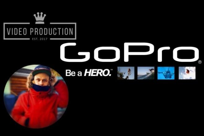 Монтаж Action video снятого на камеры GoPro 1 - kwork.ru