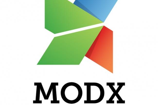 Доработаю сайт на Modx REvo 1 - kwork.ru
