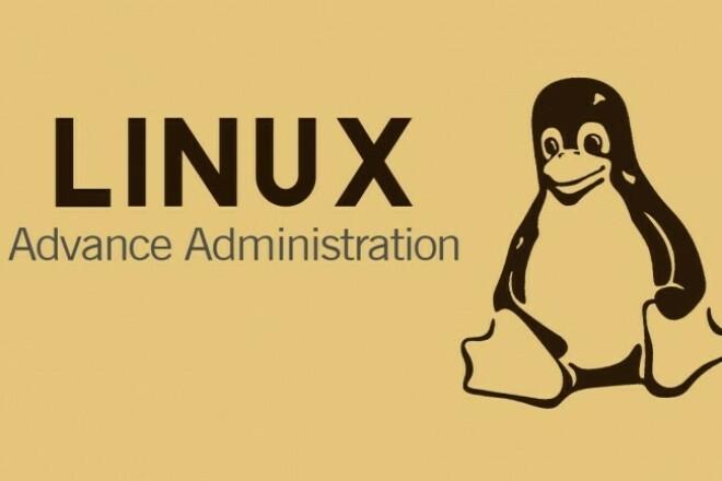 Администрирование Linux серверов 1 - kwork.ru