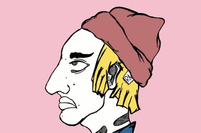 Нарисую сюрреалистичный рисунок для вас 1 - kwork.ru