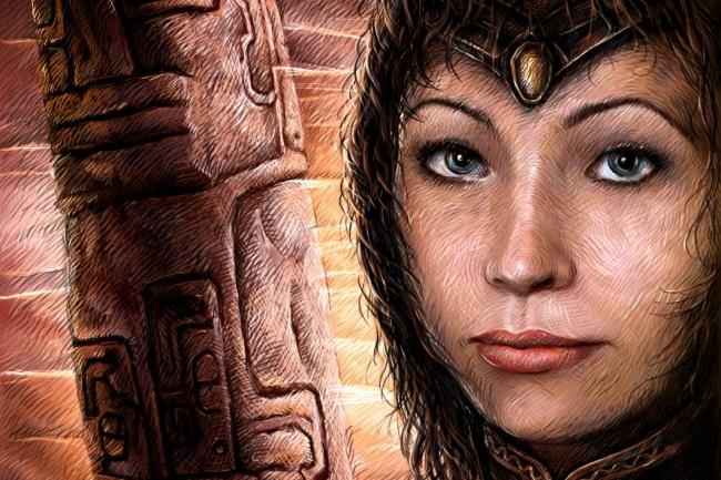Портрет по вашему фотоИллюстрации и рисунки<br>Нарисую ваш портрет в уникальном стиле;-) Стандартный размер выходного файла для печати А3. Возможно уменьшение или увеличение размера;-)<br>