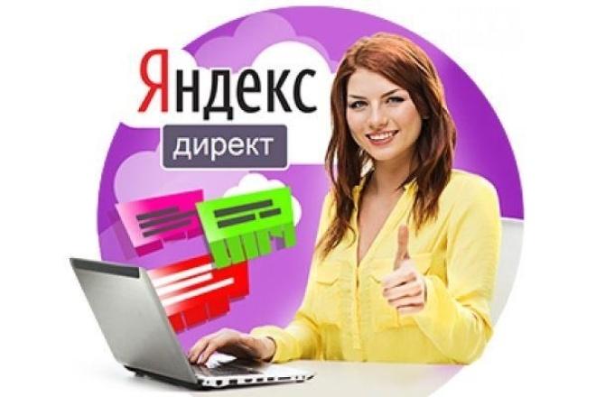 Настройка Яндекс Директ. Низкая стоимость клика. Дешевые заявки 1 - kwork.ru