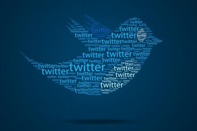 1700 подписчиков в ваш аккаунт TwitterПродвижение в социальных сетях<br>Быстро и качественно прокачаю ваш аккаунт в Twitter? Увеличу количество подписчиков в вашем Твиттере! Стараюсь выполнять работу максимально быстро, при этом всегда слежу за качеством! Буду рад обратной связи! ? Быстро ? Никаких санкций от социальной сети ? Гарантия качества работы ? Плавное увеличение числа подписчиков ? Никаких ботов, только живые люди Аудитория Русскоязычные подписчики. Внимание! В будущем подписчики могут отписаться от вашей страницы. Число отписавшихся в Twitter не превышает 5%.<br>
