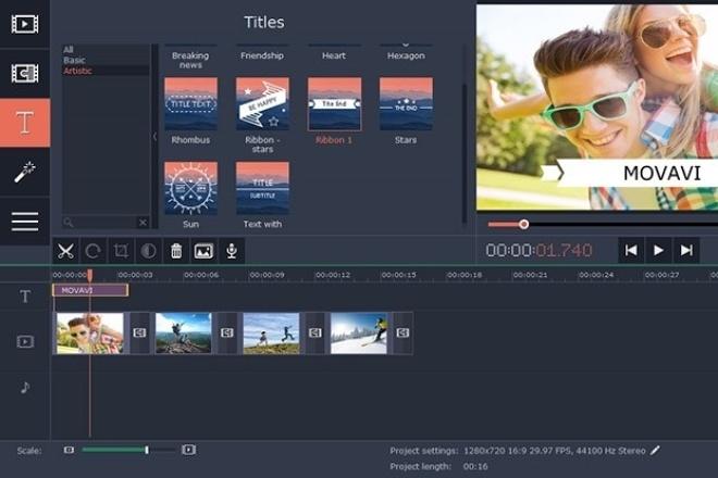Смонтирую видеофильм из фотографий и видео 1 - kwork.ru