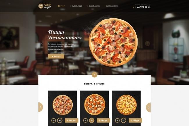 Создам дизайн Landing PageВеб-дизайн<br>Создам запоминающийся дизайн одностраничного сайта. Обсужу и учту все детали. Первый заказ бесплатно! Буду рада помочь вам!<br>