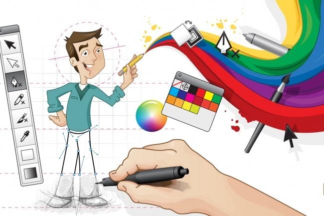 Исправлю баннер и прочее объектыБаннеры и иконки<br>Исправлю нужный вам объект или сделаю баннер. Для этого использую photoshop, paint и прочее программы.<br>
