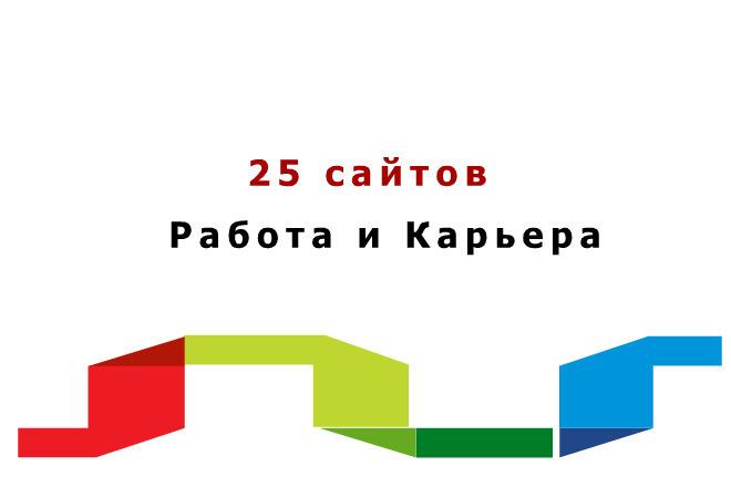25 автонаполняемых worpdress сайтов за 500 рублей с бонусом 22 - kwork.ru