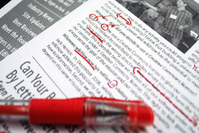 Найду и исправлю ошибки в тексте 1 - kwork.ru