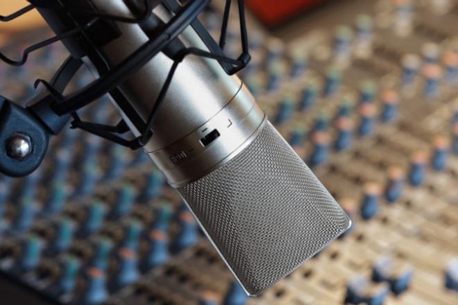 Озвучу любой контент, который пожелаетеАудиозапись и озвучка<br>Студийный микрофон. Опыт работы: полтора года. Делаю работу быстро и качественно. За день-два сдам весь материал.<br>