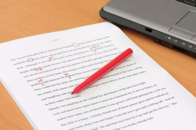 Редактирую текстРедактирование и корректура<br>Избавлю Ваш текст от орфографических и пунктуационных ошибок, а также опечаток. Качественно и в короткие сроки выполню доверенную работу.<br>