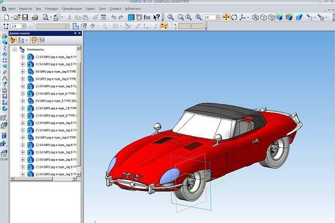 Создам несколько 3D-моделей в Компас 3DМебель и дизайн интерьера<br>Создам несколько 3D-моделей в программе компас 3D, количество по договоренности, возможно сохранение файла в другой формат, возможно отрисовки трехмерной планировки квартиры и примерной расстановки мебели<br>