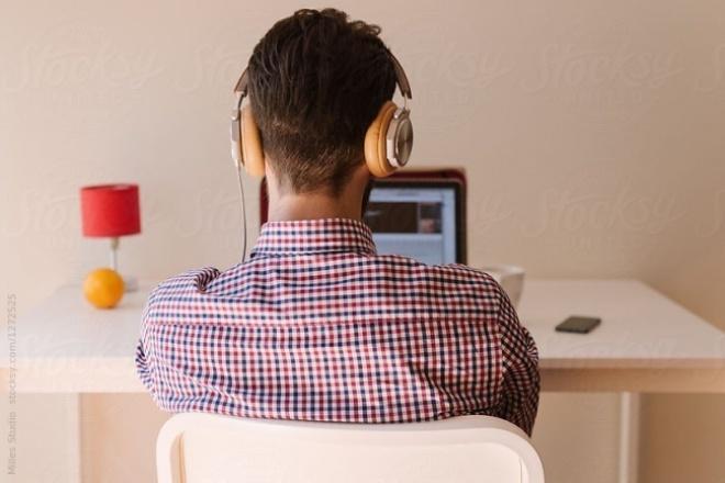 Транскрибирую 40 минут аудио или видео на русском языке 1 - kwork.ru