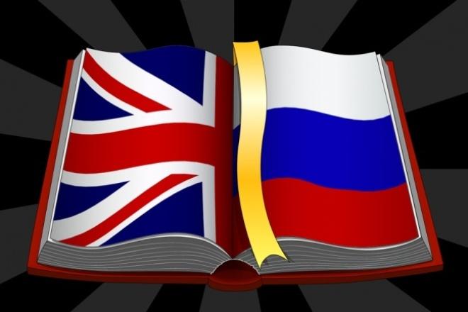 Переведу с английского на русский и наоборотПереводы<br>Свободно владею английским языком. С русским языком вообще все отлично. Помогу вам с любой работой, которая касается перевода.<br>