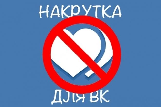 Ручная, статистически достоверная, оценка накрутки активности ВК 1 - kwork.ru