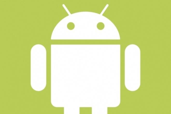 Приложение Android с контентом вашего сайта 1 - kwork.ru