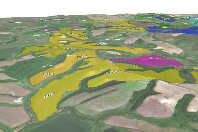 Сделаю 3D модель местности 1 - kwork.ru