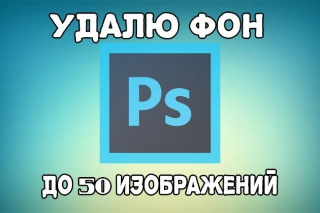 Удалю фон. До 50 изображений 1 - kwork.ru