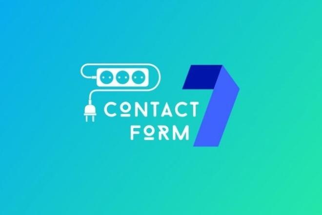 Контактная форма для WordPress, ContactForm7 любой сложностиАдминистрирование и настройка<br>Создам формы для вашего сайта на WordPress. Это может быть Простая форма контакта с посетителем сайта Форма-опросник с возможностью прикрепления файлов или фото Многоэтапная форма Логическая форма, показ дополнительных полей у которой зависит от введенных либо выбранных предыдущих данных Данные из форм приходят на Емейл в удобночитаемом табличном виде А так же возможна записть всех данных в базу WP с просмотром из админки каждой заполненой формы. + Интеграция автозаполнения данных в Google таблицу Все формы имеют адаптивный дизайн и прекрасно работают на всех типах устройств.<br>