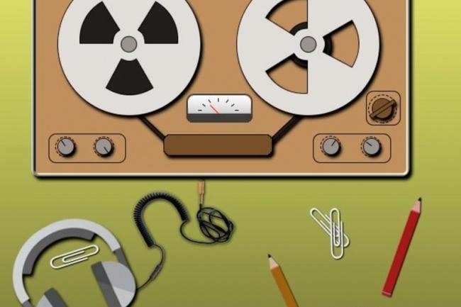 Транскрибация 60 минут аудио или видео в текстНабор текста<br>Расшифрую аудио : интервью, лекции и пр. Уберу слова-паразиты, повторы, междометия, отмечу спорные слова, если таковые будут, и согласую с вами. При необходимости оформлю текст в виде статьи, разобью на логические абзацы, отформатирую в соответствии с вашими пожеланиями.<br>