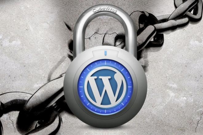 Чистка кода WP, улучшу SEO, уберу дубли, усилю защиту сайта 1 - kwork.ru