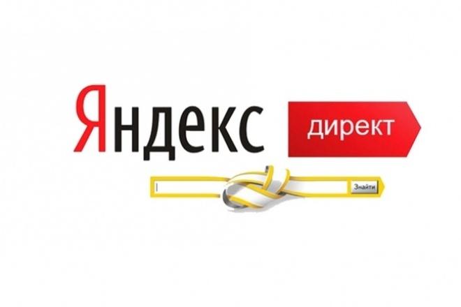 Настройка и ведение Директа 1 - kwork.ru