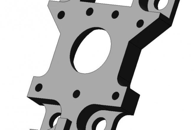 Чертежи, модели, сборкиИнжиниринг<br>Перечерчу чертёж с эскиза, фотографии, скана. Выполню чертеж по вашему техзаданию. Сделаю 3D модель изделия. Сделаю деталировку модели. Построю сборку. Сделаю спецификацию по сборке. Работаю в компас-3d<br>