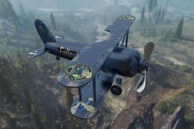 Сделал 3D самолет на 3Ds max 1 - kwork.ru