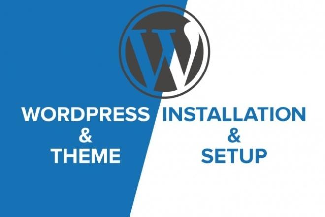 Настройка сайта WordpressАдминистрирование и настройка<br>Сделаю настройку вашего Wordpress сайта. 1.Первоначальная установка и настройка Wordpress. 2.Настройка плагинов,их установка. 3.Оптимизация сайта. 4.Настройки Безопасности(Двухэтапная аутентификация с помощью Google Authenticator).<br>